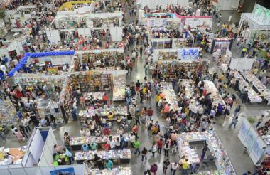 El Centro de Eventos del Caribe recibió unas 100.000 mil personas, según los organizadores de Libraq.