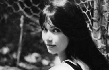 La escritora Marvel Moreno (Barranquilla, 1939 - París, 1995).