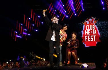 En Corferias se celebró el Club Media Fest 2016 un evento que reunió los más reconocidos Youtubers de Iberoamérica.