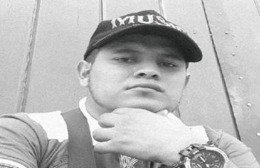 Yon Fabir Gómez Samboni, asesinado.