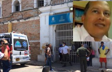 El padre Álvarez fue atacado en julio de 2015 en B/quilla.