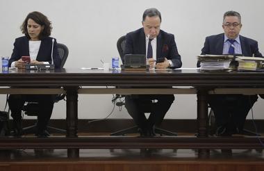 Congreso de la República Comisión Primera, Reforma Política.