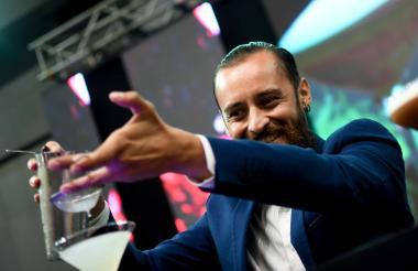 Miguel Ángel Espitia, de 33 años, finalista.