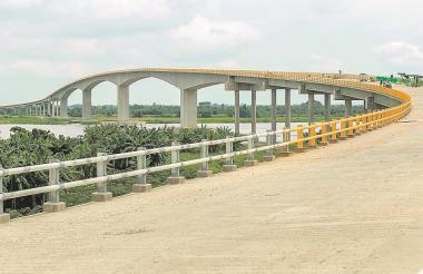 El puente Roncador será el más largo del país,