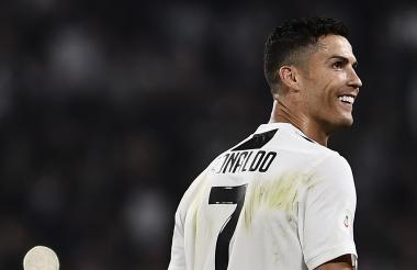Ronaldo tuvo una buena actuación en el encuentro ante el Napoli.