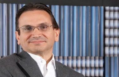 Juan Carlos Mora, presidente de Bancolombia.