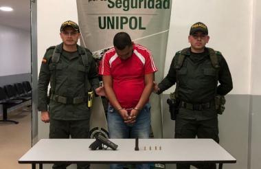 Las autoridades capturaron a  Hugo Alberto Polo Maury, presunto responsable de los hechos.