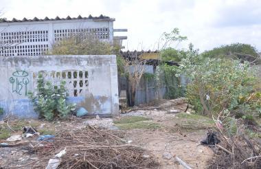 Esta es la planta de beneficio animal o matadero del Distrito de la capital de La Guajira que fue sellada en enero pasado.