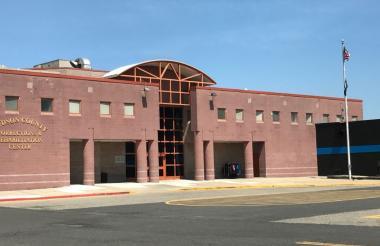Institución Correccional del condado de Hudson, en New Jersey, donde permanece ahora Javier Valle Anaya.
