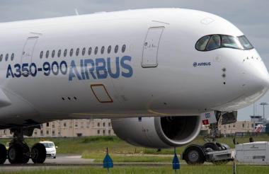 Airbus entregó su primer A350-900 ULR a la aerolínea Singapore Airlines en septiembre.