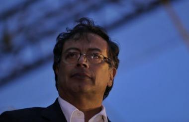 Gustavo Petro.