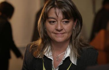 Liliana Pardo, exdirectora del IDU.