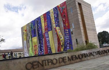 Centro Nacional de Memoria Histórica.