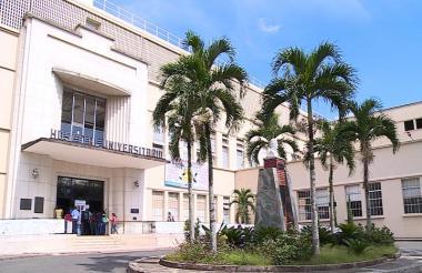 El abuelo murió en el Hospital Universitario del Valle.