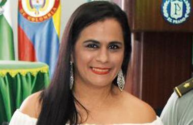 Claudia Patricia López Duncan.