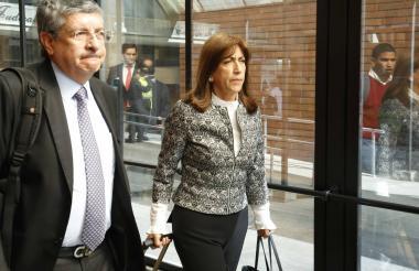 Martha Lucía Zamora.