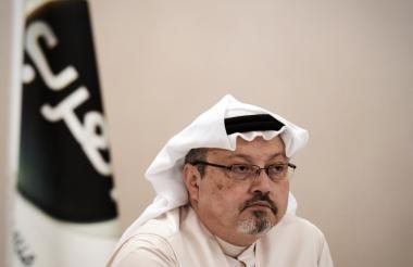 Jamal Khashoggi, periodista saudí asesinado.