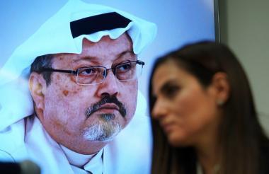 Jamal Khashoggi, periodista asesinado.