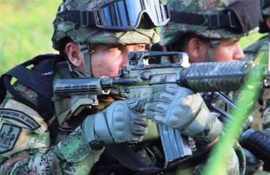 Infantería de Marina.