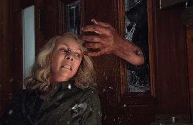 Jamie Lee Curtis regresa al filme después de su primera aparición en 1978.