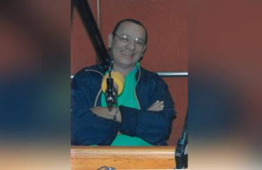 Álvaro Barboza nació en Cartagena en 1944.