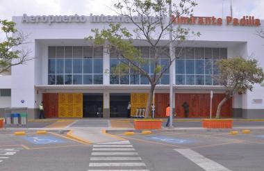 Aeropuerto de Riohacha.