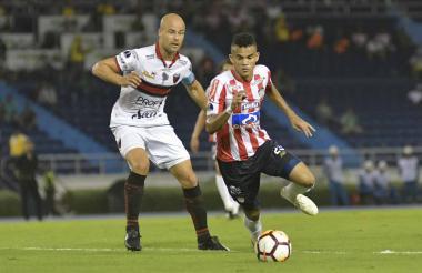 Luis Díaz fue clave en la serie anterior ante Colón.