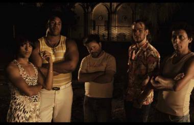 Película 'Juan de los muertos', dirigida por Alejandro Brugués (Cuba).