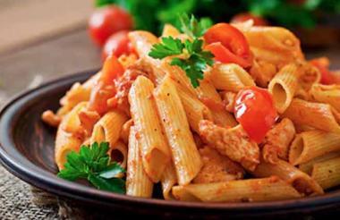 En el evento se disfrutará de la gastronomía italiana.