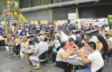 Según Fenalco, Sabor Barranquilla 2018, generó un total de $2.150 millones y cerca de 1.600 empleos.
