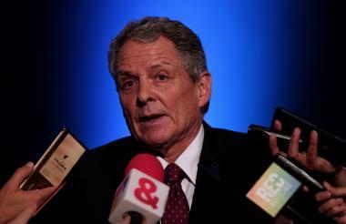 Juan José Echavarría, gerente del Banco de la República.