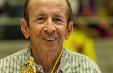 El exjugador santandereano Herman 'Cuca' Aceros falleció a los 80 años