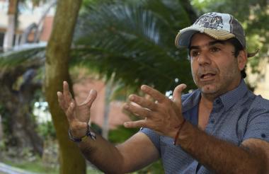 Alejandro Char, mandatario de los barranquilleros.