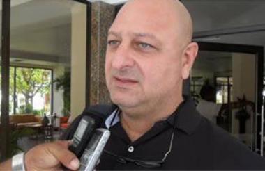 Ronald Housni, exgobernador de San Andrés.