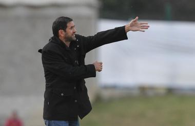 Arturo Reyes, director técnico de la Selección Colombia Sub-20.