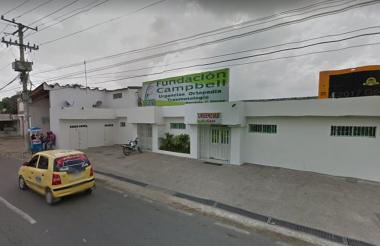 La víctima falleció en la clínica Campbell de Malambo, mientras recibía atención médica.