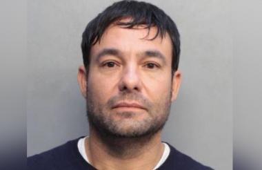 Juan Carlos Carbonell Cañas, capturado.