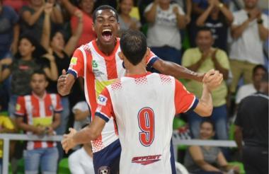 Independiente Barranquilla ha marcado 56 goles y apenas ha recibido 17.