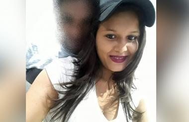 Laura Milena Torres Gamarra, asesinada.