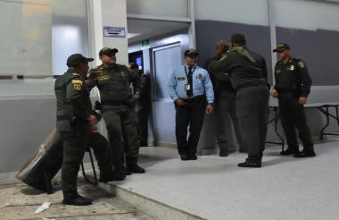 La situación de hacinamiento en la URI de la Fiscalía preocupa a las autoridades.