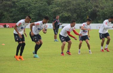 Bocanegra, Jefferson Gómez, Escalante y Sambueza se unieron al grupo y harán parte de la nómina que se mide hoy a Alianza.