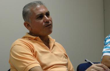 José del Carmen Gelves Albarracín, alias 'el Canoso'.