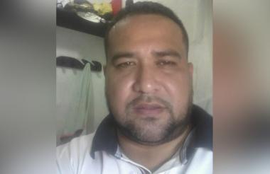 Julio Mario Rodríguez Pertuz, interno.