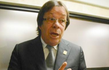 César Lorduy, representante de Cambio Radical.