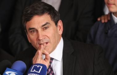 Jairo Clopatofsky, alto consejero presidencial para la Inclusión de Personas con Discapacidad.