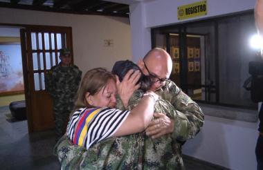 Familia liberada.