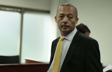 Wilmer González Brito, gobernador de La Guajira.