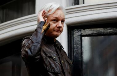 Julian Assange, 47 años.