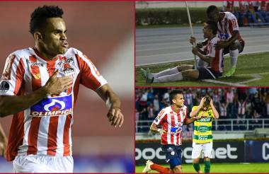 Luis Díaz volvió a ser clave para Junior en el triunfo ante Equidad. Marcó el tanto de la victoria 1-0 en el 'Metro'.