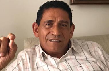 Ramón Vides.